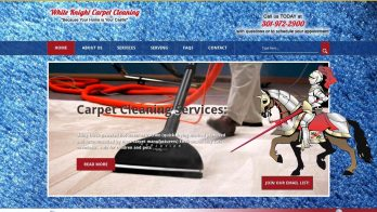 White Knight Carpet Cleaning